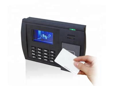 Máy chấm công thẻ cảm ứng Ronald Jack S550