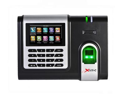Máy chấm công vân tay + thẻ cảm ứng Ronald Jack X628C