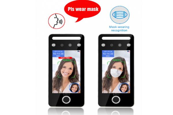 Giới thiệu về Máy chấm công khuôn mặt kết hợp đo thân nhiệt AI07F